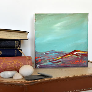 Small abstract paintings for sale