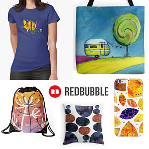 Scatterlings on Redbubble